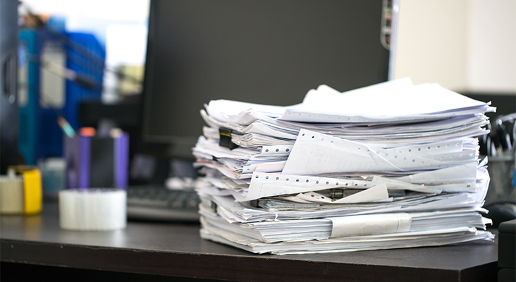 Why Is So Much Paperwork Required to Get a Mortgage? | MyKCM